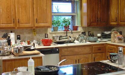 194b1a03e7 Nem kell többet órákig a konyhát takarítanod, csak fogadd meg tippjeinket