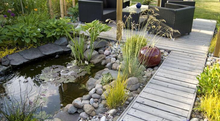 Zseniális ötletek kis kertbe