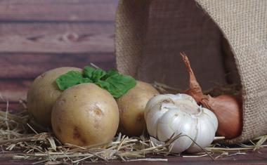 Sült krumpli köret