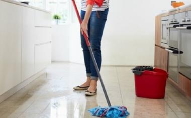 Így moss fel, így hetekig fényes lesz a padlód