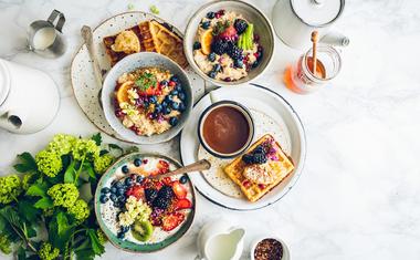 Mit egyek reggelire