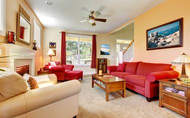 Szeretnél nagyobb nappalit? A következő módszerek segítenek!