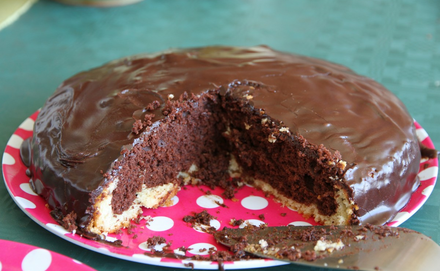 Csokis süti karácsonyra, isteni recept!