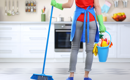 Így tűnhet úgy, mintha tiszta lenne a lakás