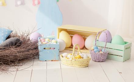 Húsvéti dekoráció otthonra, amit magad is elkészíthetsz